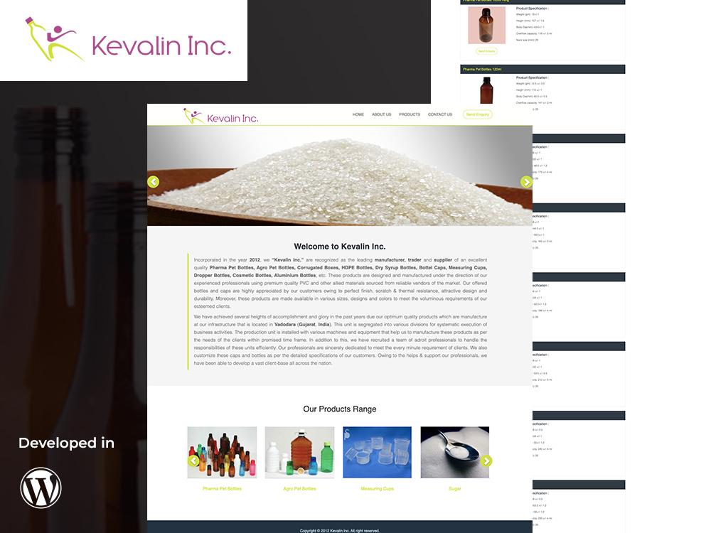 Kevalin Inc
