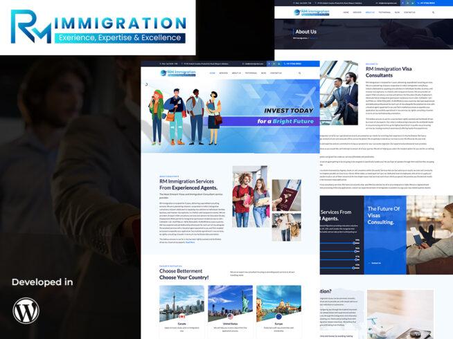 RM Immigration-Portfolio