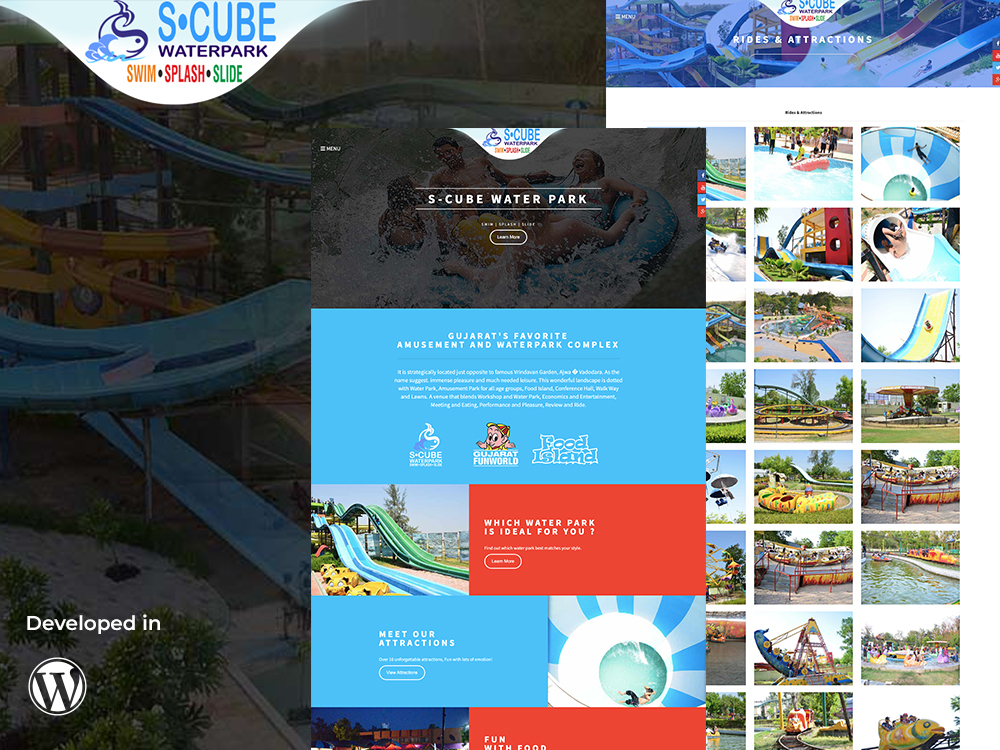 S-Cube Water Park
