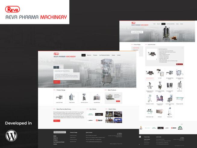Reva Pharma Machinery Portfolio